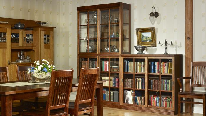 Книжные шкафы gustav.